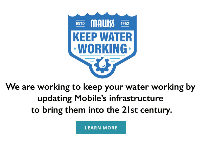 Keep water Working logo