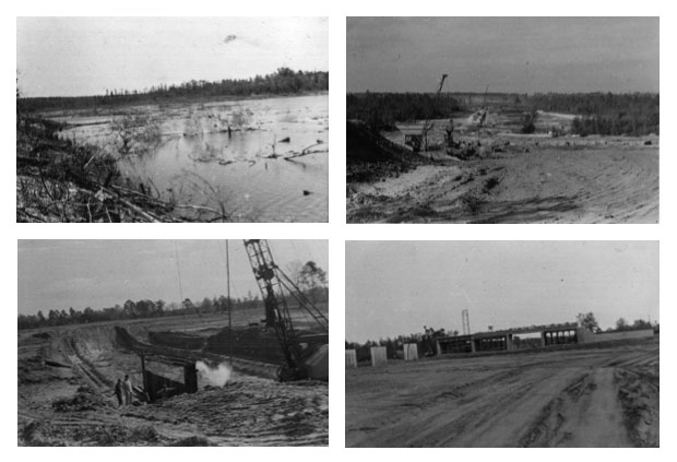 old photos of Big Creek Lake