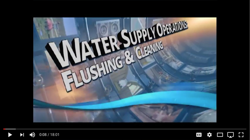 Flushing and Cleaning  Video Thumbnail Image