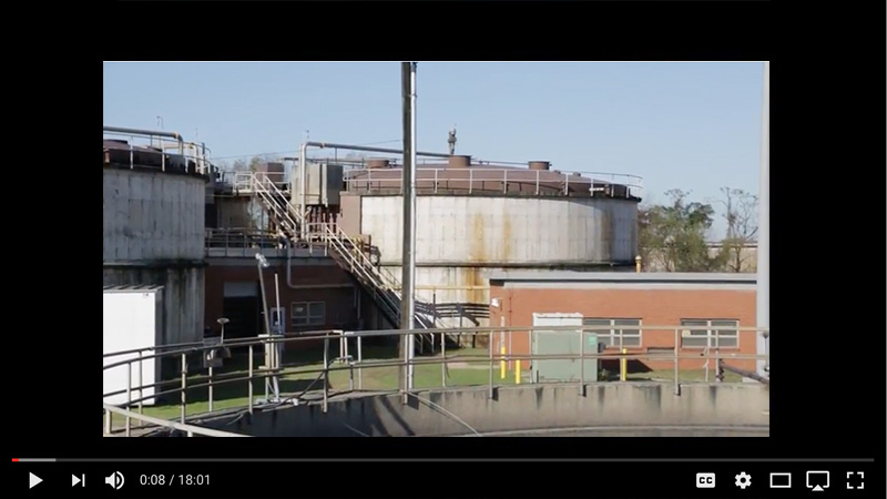 Mobile WasteWater Treatment Plant Video Thumbnail Image